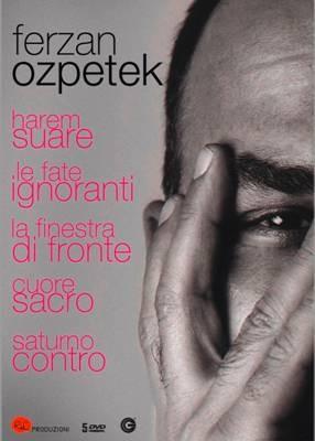 La copertina di Collezione Ferzan Ozpetek (dvd)