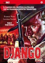 La copertina di Django (dvd)