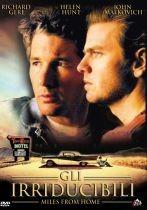 La copertina di Gli irriducibili (dvd)