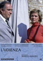 La copertina di L'udienza (dvd)