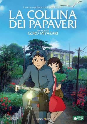 La copertina di La collina dei papaveri (dvd)