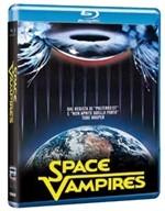 La copertina di Space Vampires (blu-ray)