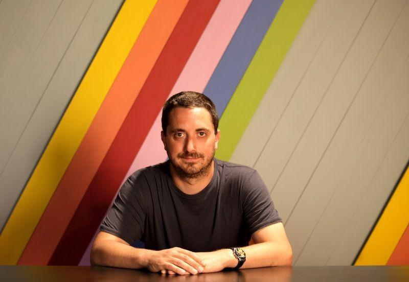 No: il regista Pablo Larraín in una foto promozionale
