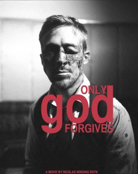 Only God Forgives: un malmenato Ryan Gosling nel promo poster