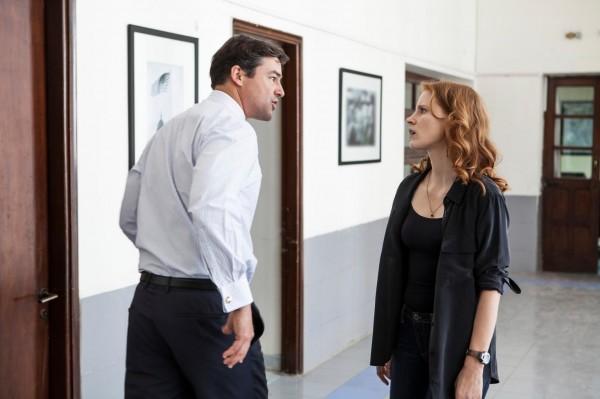 Operazione Zero Dark Thirty: un confronto tra Jessica Chastain e Kyle Chandler