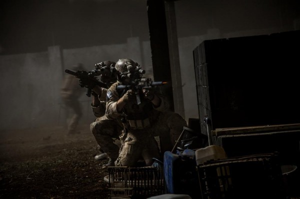Operazione Zero Dark Thirty: un marine in azione