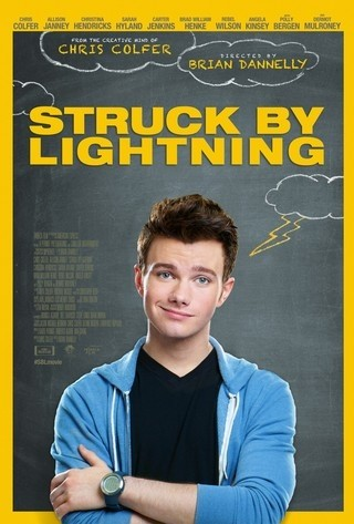 Struck by Lightning: nuovo poster