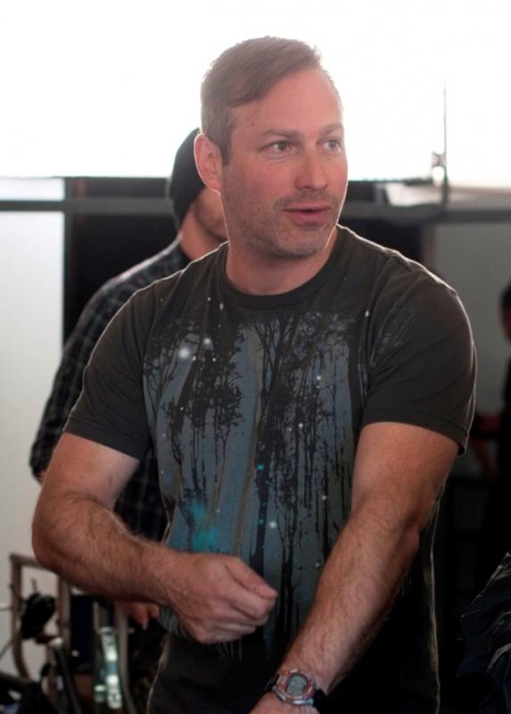 Tentazioni (Ir)resistibili: il regista Stuart Blumberg sul set