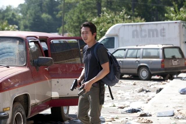 The Walking Dead: Steven Yeun nell'episodio La preda