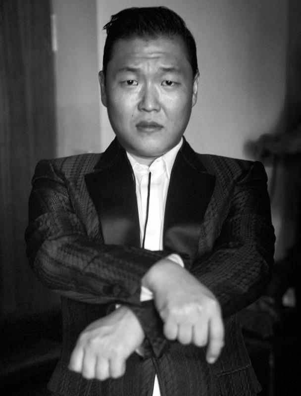 Una foto di Psy