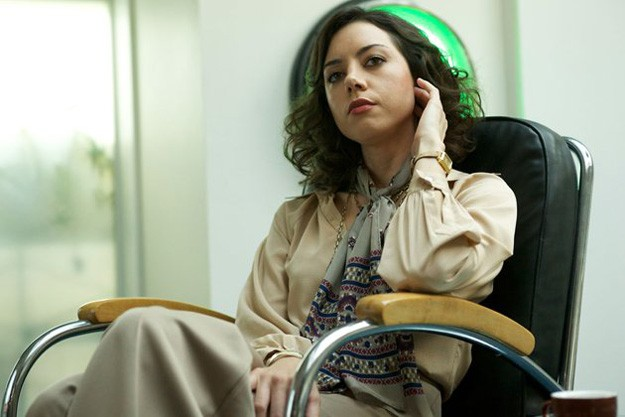 A Glimpse Inside the Mind of Charles Swan III: un bel primo piano di Aubrey Plaza