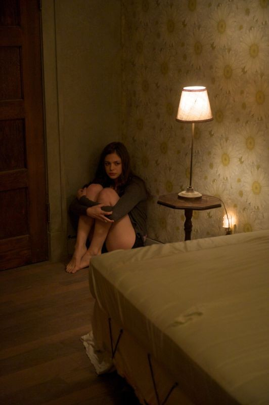 Chained: Conor Leslie in una scena del film diretto da Jennifer Lynch
