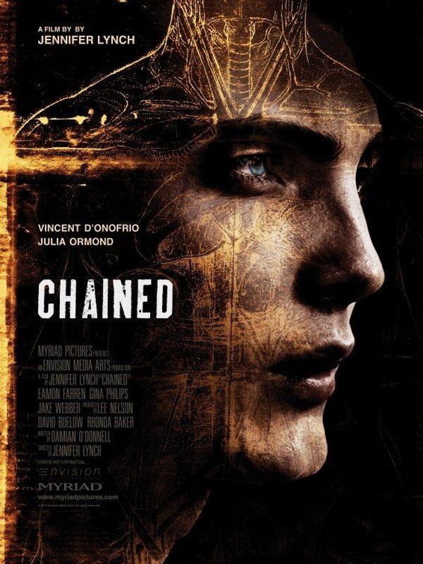 Chained: una bellissima locandina del film