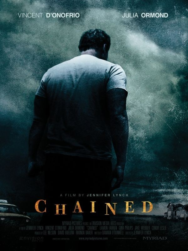 Chained: una locandina del film