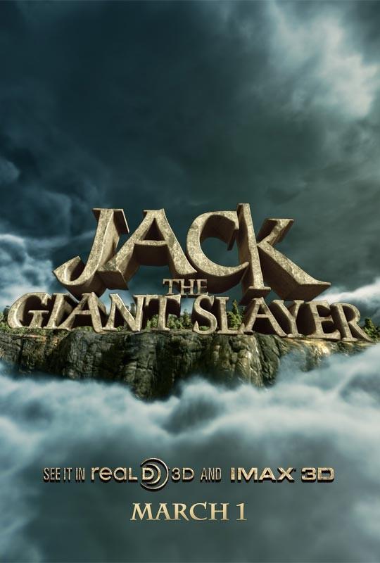 Jack the Giant Slayer: la locandina dal film