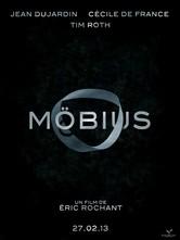 Mobius: la locandina del film