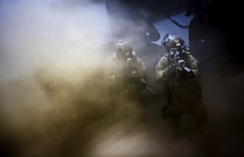Operazione Zero Dark Thirty: un assalto dei marines in mezzo al fumo