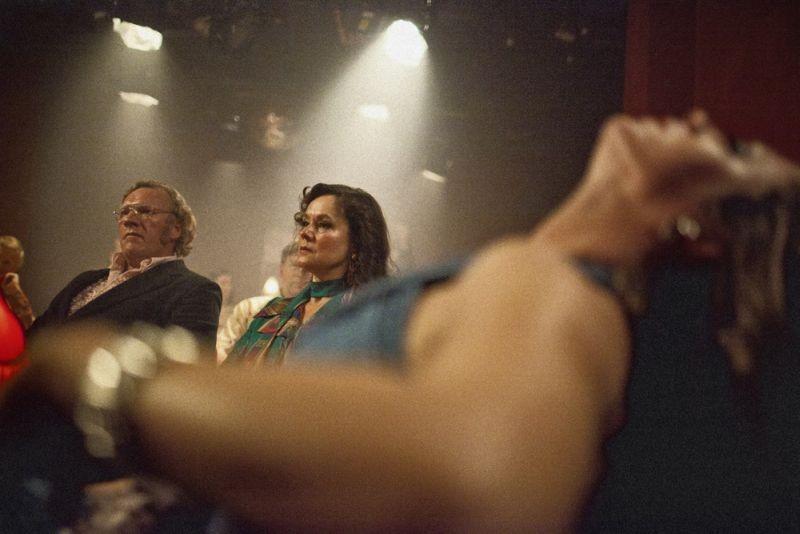 Call Girl: Pernilla August e ven Nordin in una scena del film