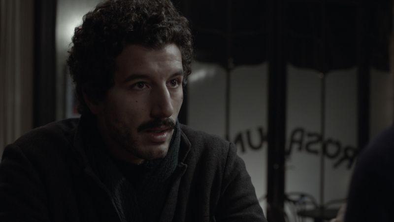 Itaker: Francesco Scianna in una scena del film nei panni di Benito