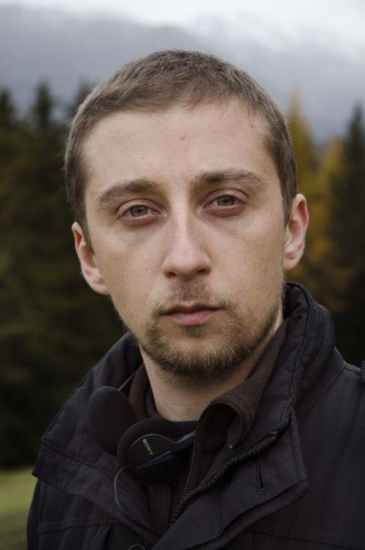 Itaker: il regista del film Toni Trupia in una foto promozionale