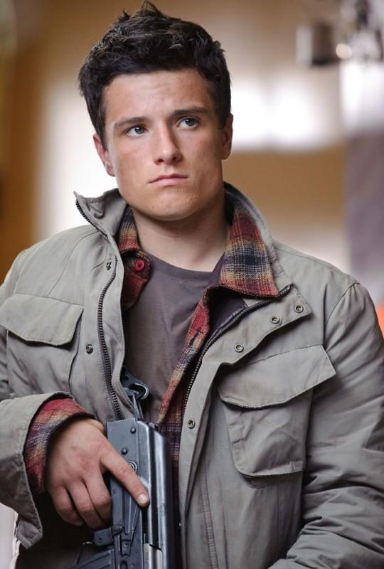 Josh Hutcherson in Red Dawn (2012)