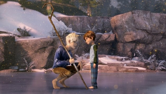 Le 5 leggende (Rise of the Guardians, 2012) una sequenza del film