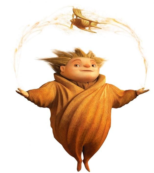 Le 5 leggende: Sandman in una immagine promo