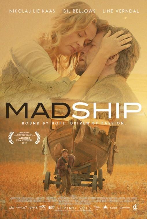 Mad Ship: la locandina del film