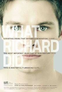What Richard Did: la locandina del film
