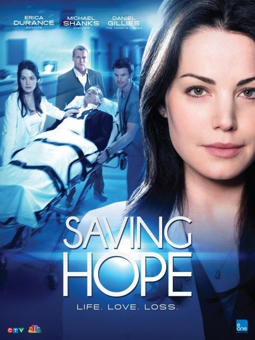 La locandina di Saving Hope