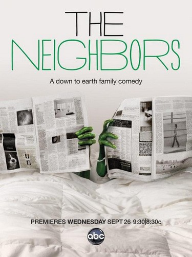 La locandina di The Neighbors