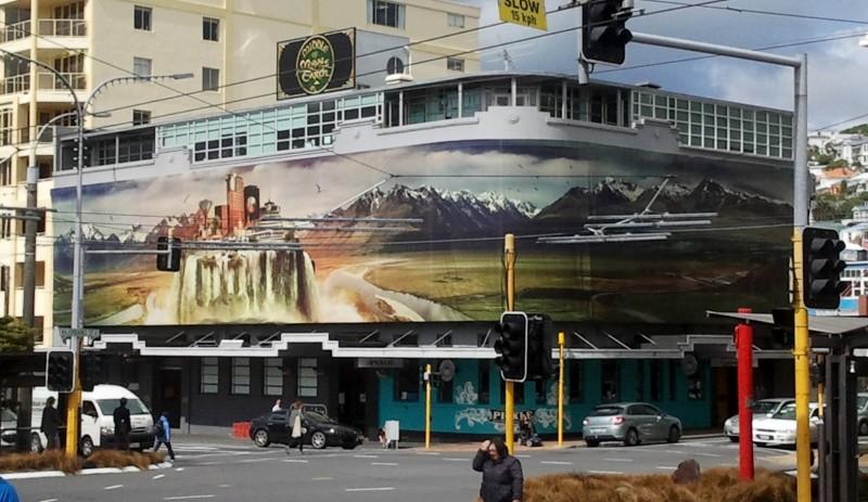 Wellington si prepara alla premiere di Lo Hobbit: un viaggio inaspettato
