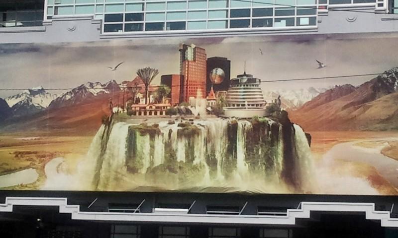 La città di Wellington si prepara alla premiere de Lo Hobbit: un viaggio inaspettato di Peter Jackson