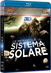 La copertina di Le meraviglie del sistema solare 3D (blu-ray)