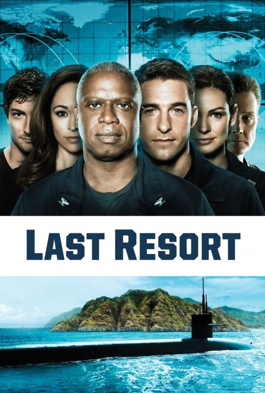 poster USA di Last Resort