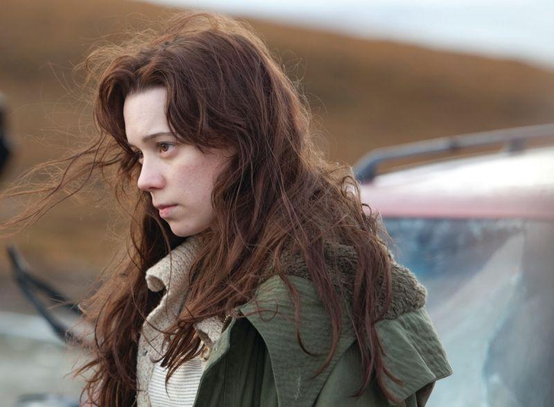 Shell: Chloe Pirrie in una scena del film