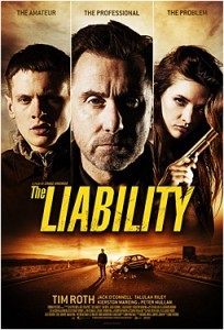 The Liability: la locandina del film
