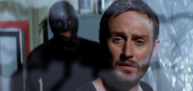 Josh Stewart in The Collection, sequel di The Collector