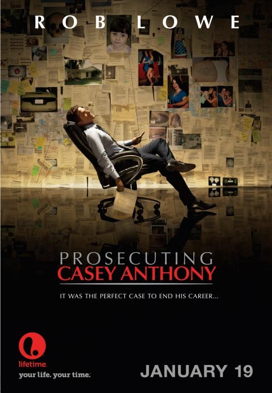 Prosecuting Casey Anthony: la locandina del film