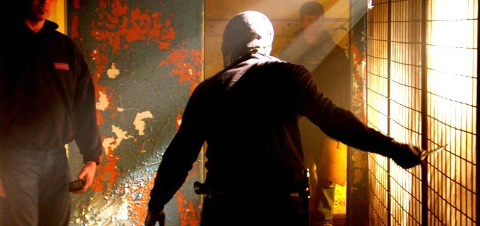 Randall Archer in The Collection, horror del 2012