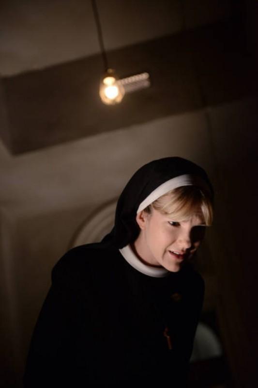 American Horror Story, Asylum - Lily Rabe nell'episodio Dark Cousin
