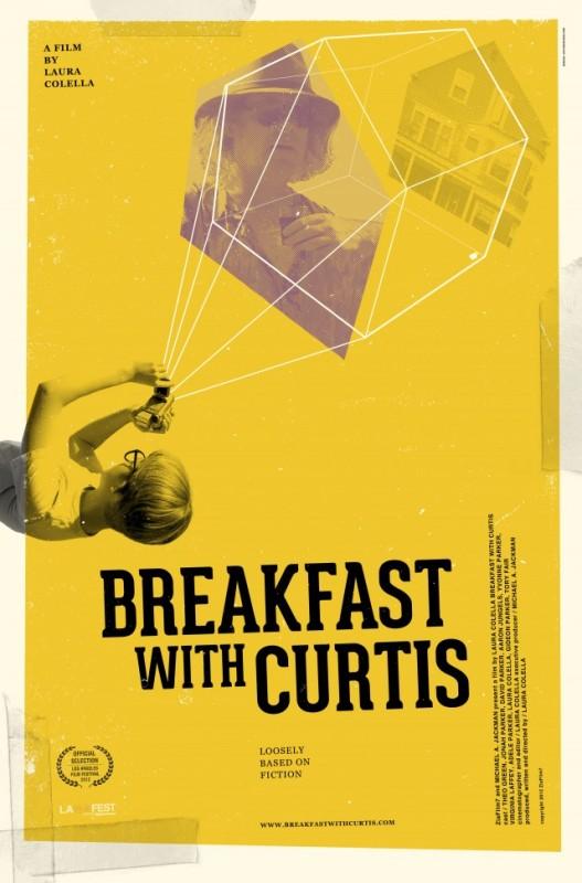 Breakfast with Curtis: la locandina del film