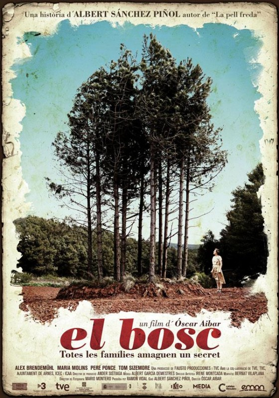 El bosc: la locandina del film