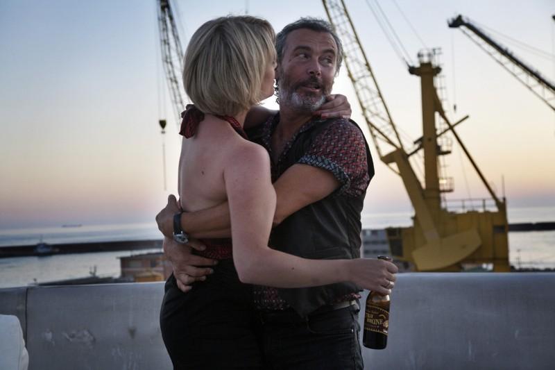 Esclusiva: Paolo Sassanelli in una scena del film Cosimo e Nicole