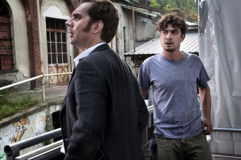Esclusiva: Riccardo Scamarcio nel dramma Cosimo e Nicole