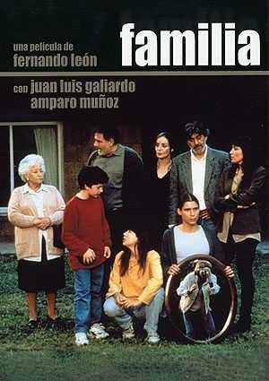 Familia: la locandina del film