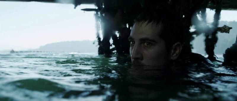 Invasor: Alberto Amman con l'acqua alla gola