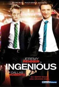 La copertina di Ingenious (dvd)