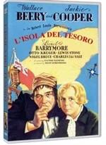 La copertina di L'isola del tesoro (1934) (dvd)