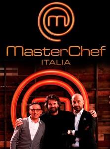 La locandina di Masterchef Italia